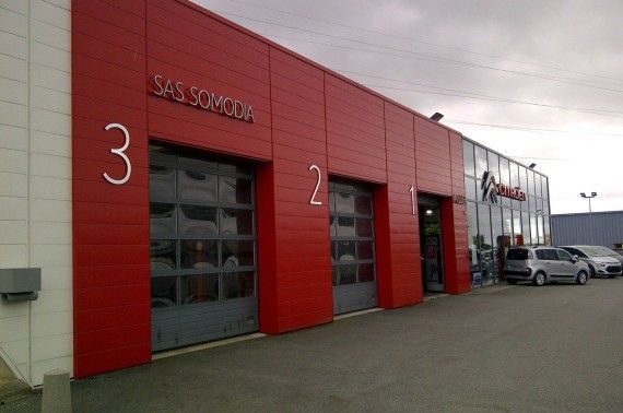 Garage Citroën à Loudéac (22)