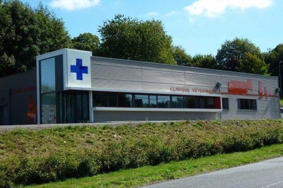 Clinique vétérinaire à Bourbriac (22)