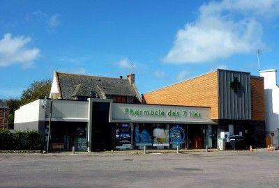 Pharmacie des 7 îles à Trégastel (22)