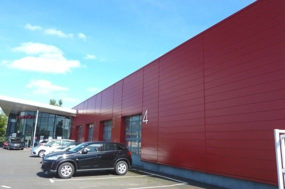 Garage Citroën à Guingamp (22)