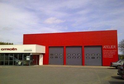 Garage Citroën à Hillion (22)