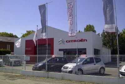 Garage Citroën à Lantic (22)