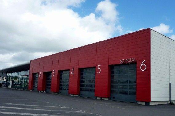 Garage Citroën à Morlaix