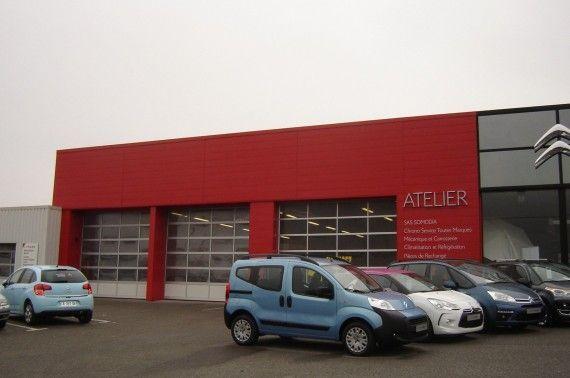 Garage Citroën à Pontivy (56)