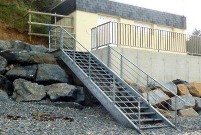 Escalier à Plérin (22)
