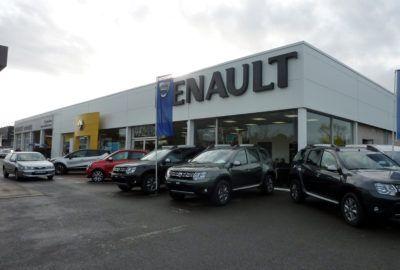 Garage Renault à Paimpol (22)