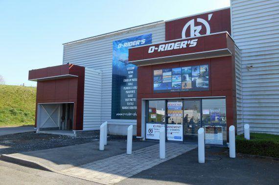 Magasin O-RIDER'S à Trégueux (22)
