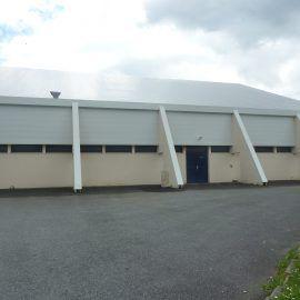 Salle omnisports Matignon