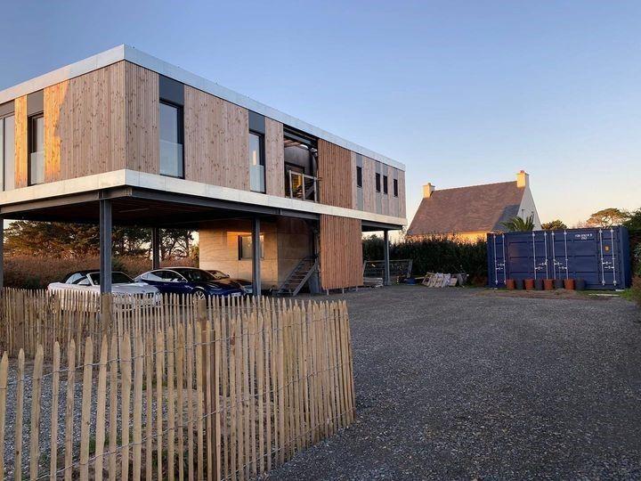 Maison particulier Landrellec