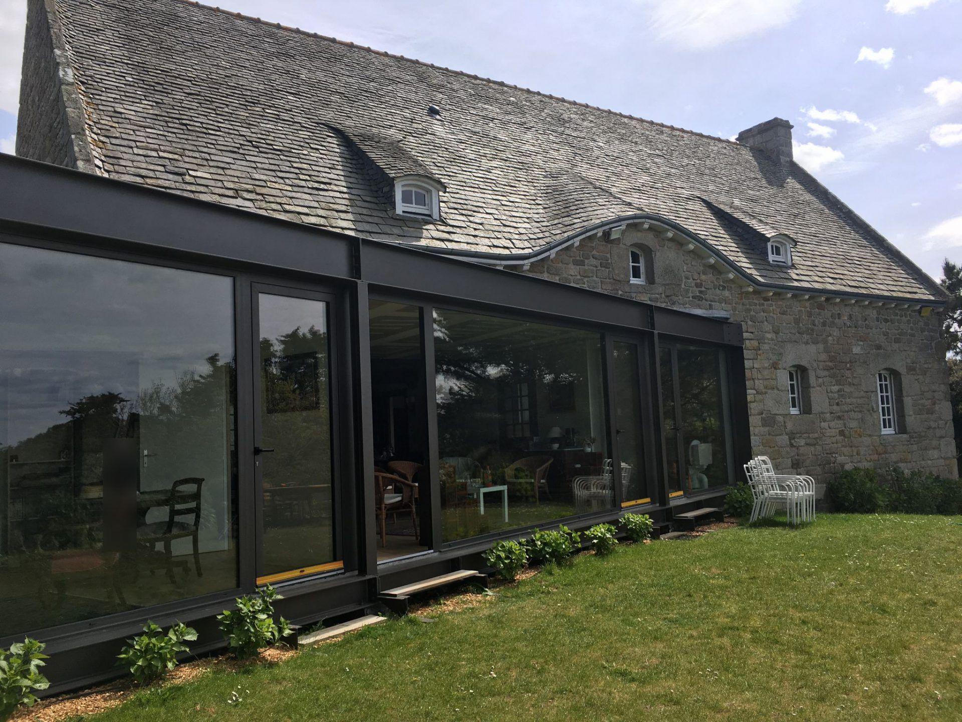 Agrandissement et rénovation d'une maison d'habitation